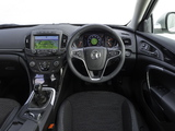 Vauxhall Insignia ecoFLEX Hatchback 2013 wallpapers
