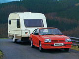 Pictures of Vauxhall Manta GT/E 1987–89