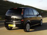 Images of Vauxhall Meriva Design 2006–10