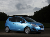 Photos of Vauxhall Meriva 2010