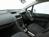 Pictures of Vauxhall Meriva 2010