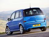 Vauxhall Meriva VXR 2006–10 photos
