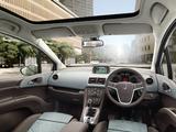 Vauxhall Meriva Turbo 2010–14 images