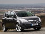 Vauxhall Meriva 2010 photos