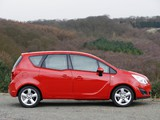 Vauxhall Meriva Turbo 2010–14 photos