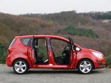 Vauxhall Meriva Turbo 2010–14 pictures