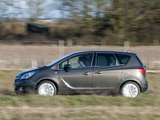 Vauxhall Meriva 2014 photos