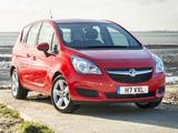 Vauxhall Meriva Turbo 2014 photos