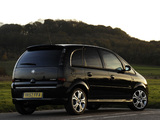 Vauxhall Meriva Design 2006–10 wallpapers