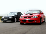 Vauxhall Lotus Carlton & Monaro VXR wallpapers