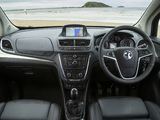 Photos of Vauxhall Mokka Turbo 4x4 2012