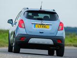 Pictures of Vauxhall Mokka Turbo 4x4 2012