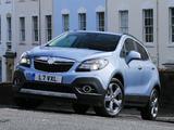 Vauxhall Mokka Turbo 4x4 2012 photos