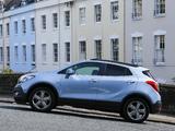 Vauxhall Mokka Turbo 4x4 2012 wallpapers