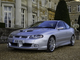 Images of Vauxhall Monaro VXR 2005–06