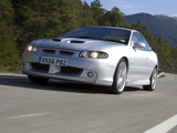 Photos of Vauxhall Monaro VXR 2005–06