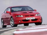 Photos of Vauxhall Monaro VXR 2005–06