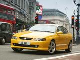 Vauxhall Monaro 2005–06 images