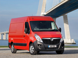 Images of Vauxhall Movano Van 2010