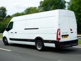 Photos of Vauxhall Movano LWB Van 2010