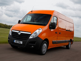 Pictures of Vauxhall Movano LWB Van 2010