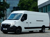 Pictures of Vauxhall Movano LWB Van 2010