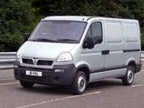 Vauxhall Movano SWB Van 2003–10 photos