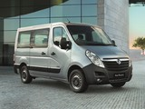 Vauxhall Movano 2010 wallpapers