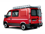 Vauxhall Movano Combi 2003–10 wallpapers