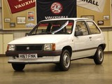 Images of Vauxhall Nova Merit 1991–93