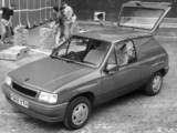 Vauxhall Novavan 1990–93 photos