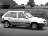 Vauxhall Nova Luxe+ 1991–93 photos