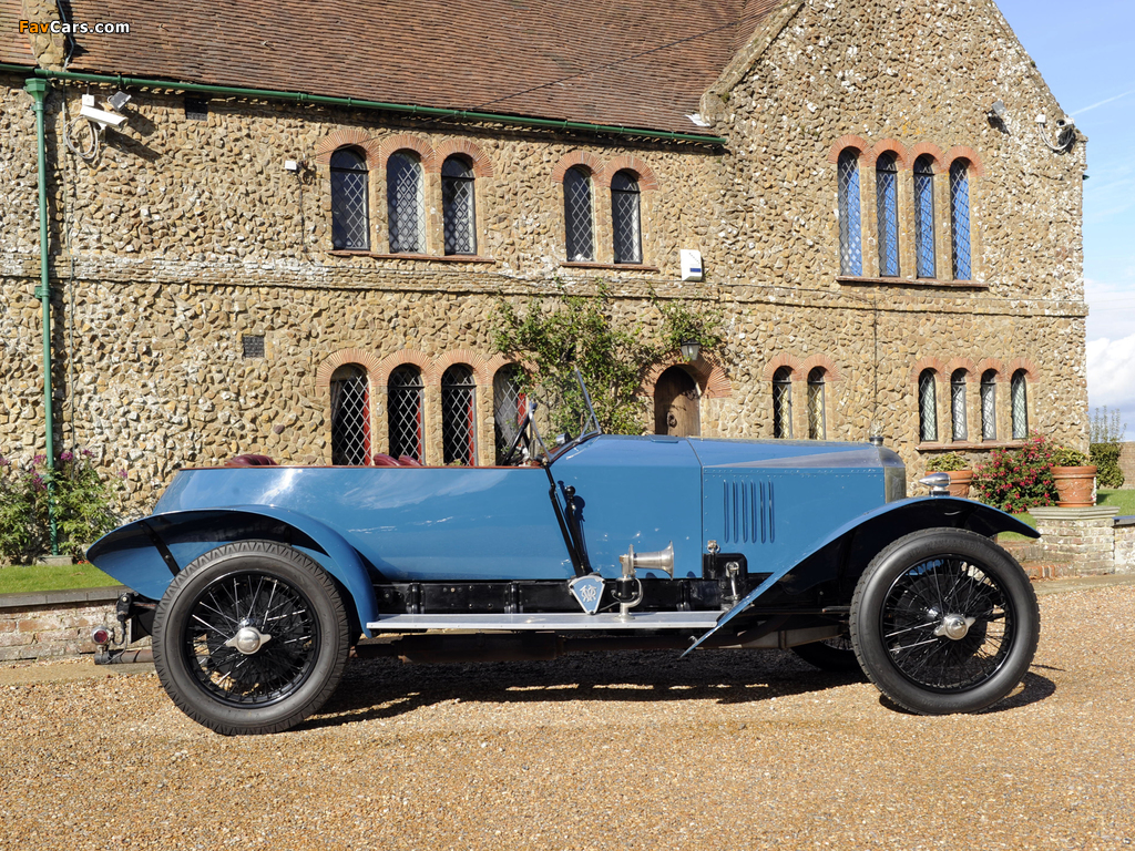 Images of Vauxhall OE-Type 30/98 Wensum Tourer 1925 (1024 x 768)