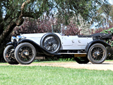 Pictures of Vauxhall OE-Type 30/98 Velox Tourer 1925