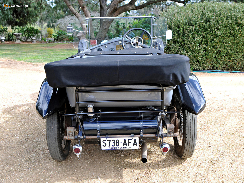 Vauxhall 30/98 OE Velox Tourer 1913–27 pictures (1024 x 768)