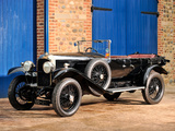 Vauxhall OE-Type 30/98 Velox Tourer 1926–27 pictures