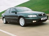 Photos of Vauxhall Omega (B) 1999–2003