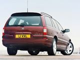 Pictures of Vauxhall Omega Caravan (B) 1999–2003