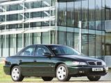 Vauxhall Omega Sedan (B) 1999–2003 images