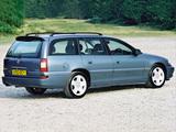 Vauxhall Omega Caravan (B) 1999–2003 wallpapers
