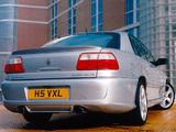 Irmscher Vauxhall Omega (B) 2001–03 photos