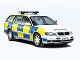 Vauxhall Omega Caravan Police (B) 1999–2003 wallpapers