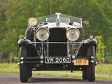 Vauxhall R-Type 20/60 Hurlingham Speedster 1928 images