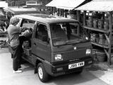 Vauxhall Rascal Panel Van 1990–93 photos