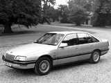 Vauxhall Senator CD 1987–93 photos