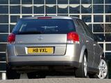 Photos of Vauxhall Signum 2003–05