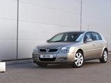 Vauxhall Signum 2003–05 pictures