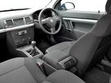 Vauxhall Signum 2006–08 images