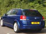 Vauxhall Signum 2006–08 wallpapers