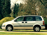 Pictures of Vauxhall Sintra 1997–99